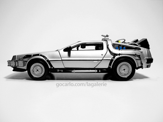 future delorean